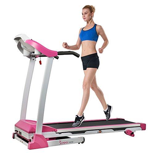 Sunny Health Fitness P8700 Treadmill
