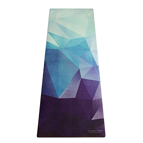 Union Yoga Mat by Free Thirty Three Yoga Design Co
