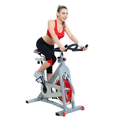 Sunny Health Fitness Pro Indoor Cycling Bike SF-B901
