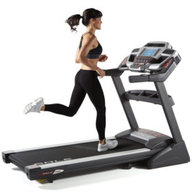Sole F85 Treadmill Stage